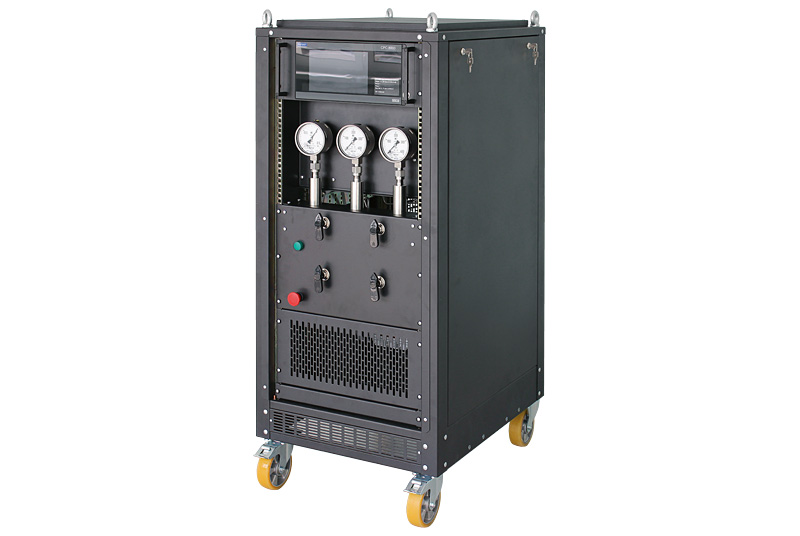Automated control system of pneumatic elements (ASKP)