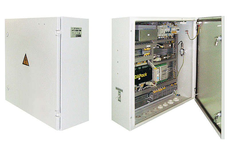 IRZ-501 series process control stations