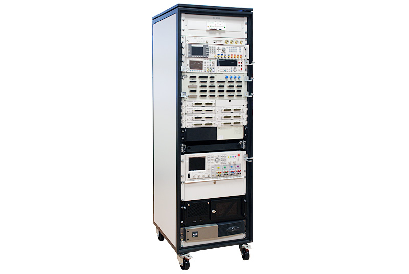 Check-out equipment system for automated control and testing of on-board digital computer systems