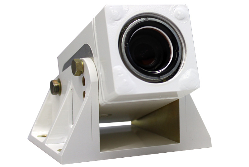 Video camera of telemetry systems for launchers and upper stages