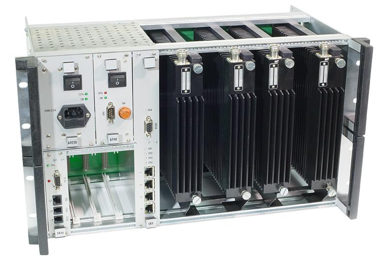 Base radios/ repeaters RVS-1-4х