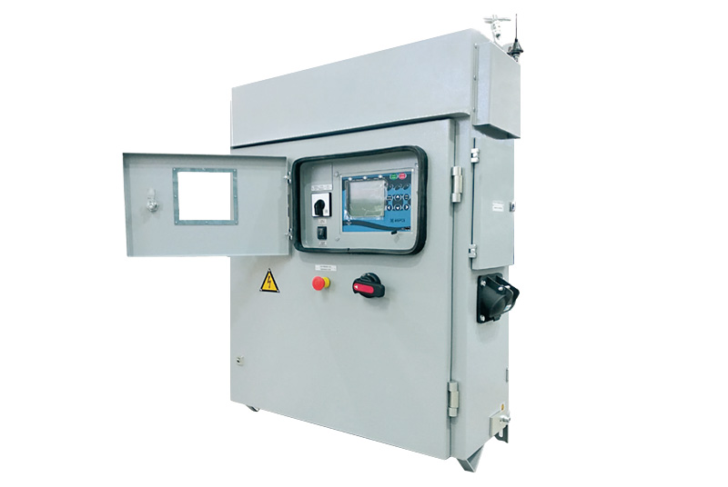 IRZ-410 variable-frequency drive for sucker rod pumps (SRP)